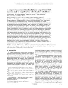 A comparative experimental and multiphysics computational